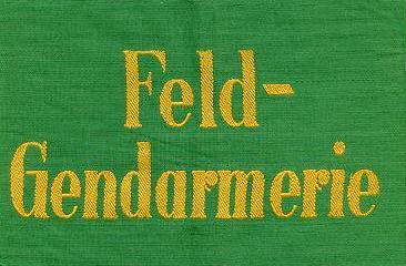 tenue - Tenue Feldgendarmerie Fgarmb10