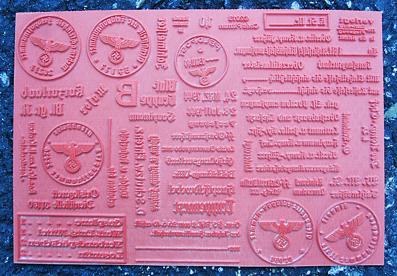 Site Pour des copies de Stampel Caoutchouc Stamps11