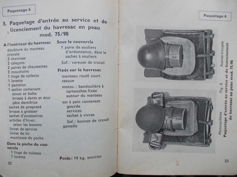 Sac à dos WW2 Suisse11