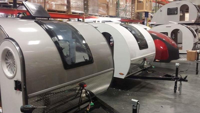 Quelques Photos de la fabrication des roulottes Pleasant Valley Teardrop Trailers Tmp_2229