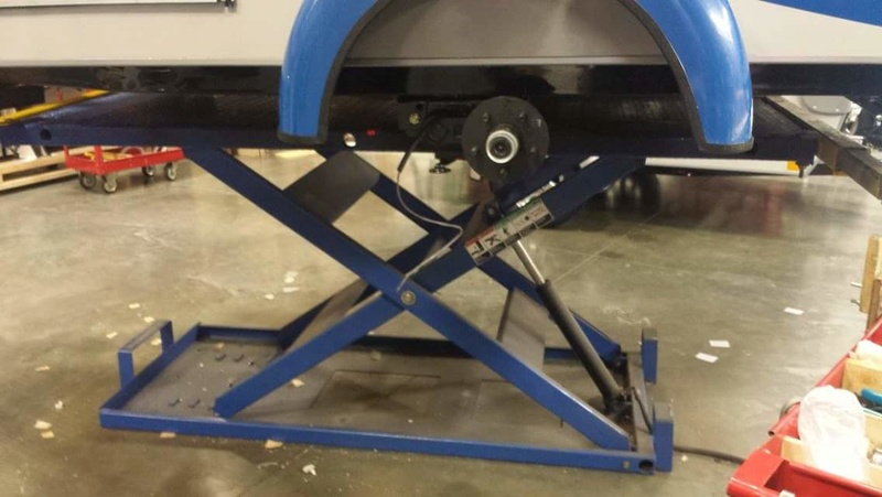 Quelques Photos de la fabrication des roulottes Pleasant Valley Teardrop Trailers Tmp_2230