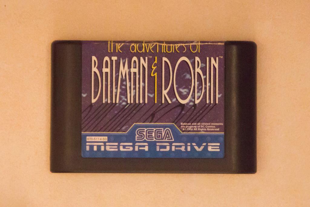[VENDUS] Batman & Robin MD (loose) + Maximum Carnage MD (complet) Vente311