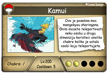II Veliki Shinobi rat Kamui10