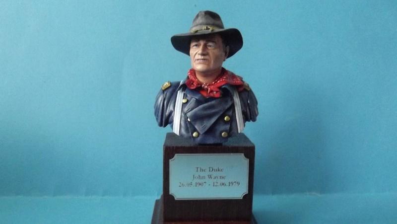 Büste The Duke - John Wayne K800_d29