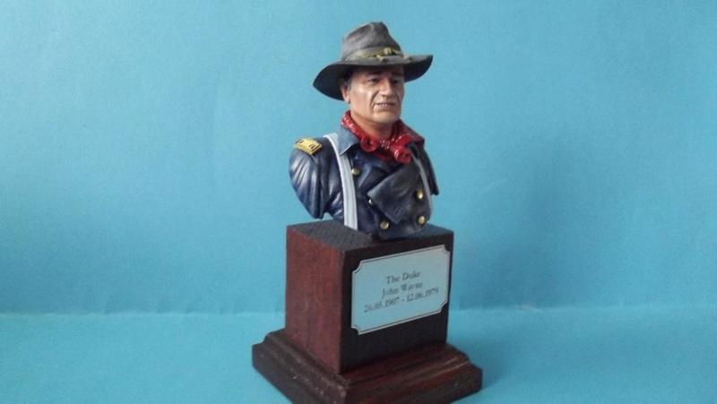 Büste The Duke - John Wayne K800_d30