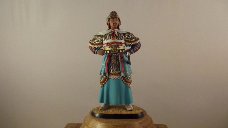 Chinesischer General der Ming Dynastie K800_d34