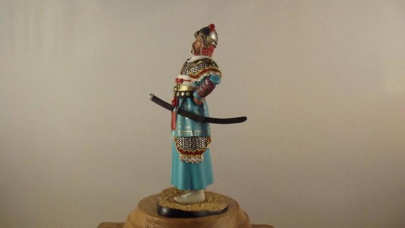 Chinesischer General der Ming Dynastie K800_d35