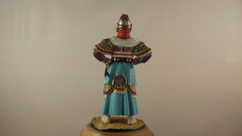 Chinesischer General der Ming Dynastie K800_d36