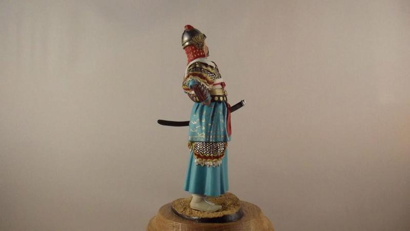Chinesischer General der Ming Dynastie K800_d37
