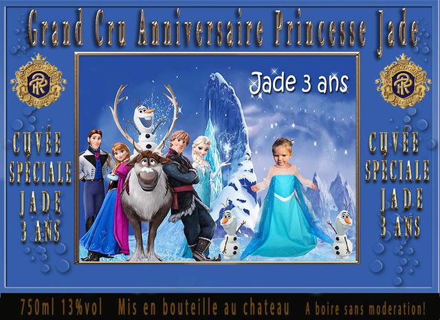 Anniversaire de la princesse Jade d ' harendelle  Champa11