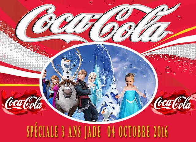 Anniversaire de la princesse Jade d ' harendelle  Coca110
