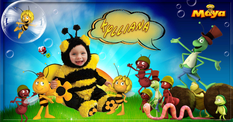 Demande de montage de ma fille  Maya110
