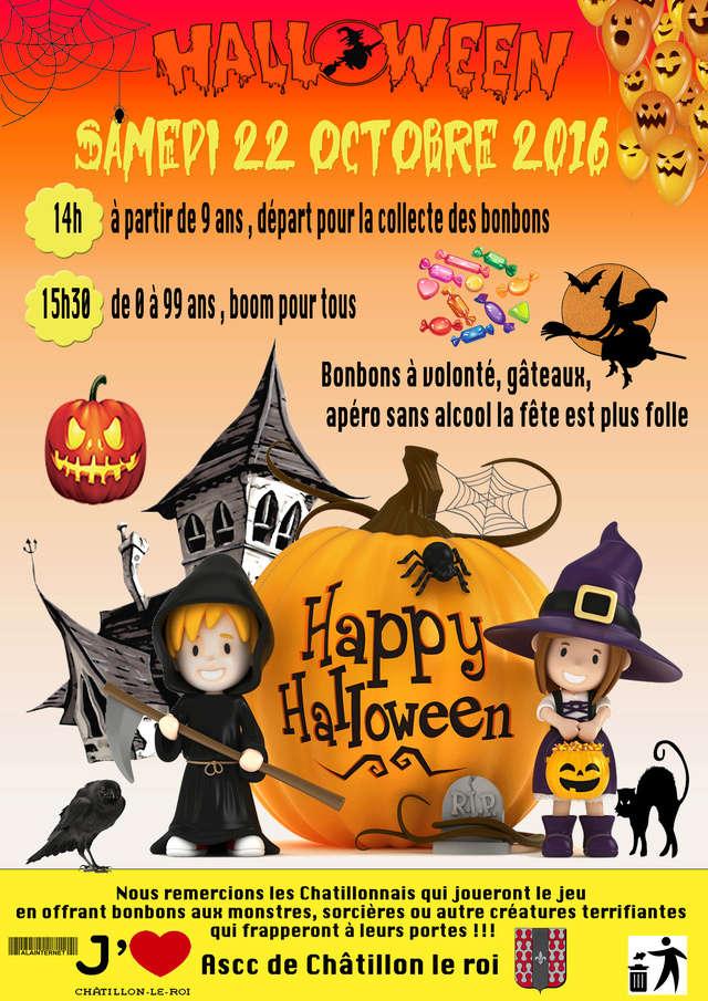 Affiche association Halloween Sans_t43