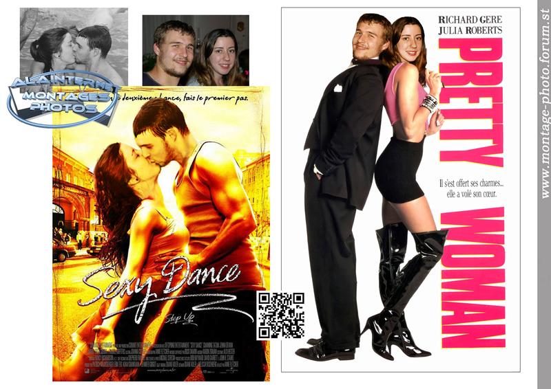 affiche de film personnalisée  sur theme mariage Sans_t47