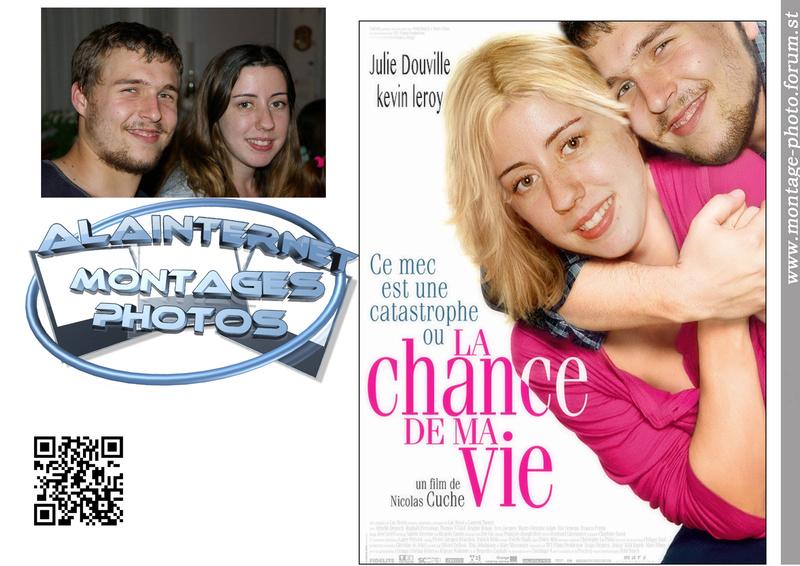 affiche de film personnalisée  sur theme mariage Sans_t49