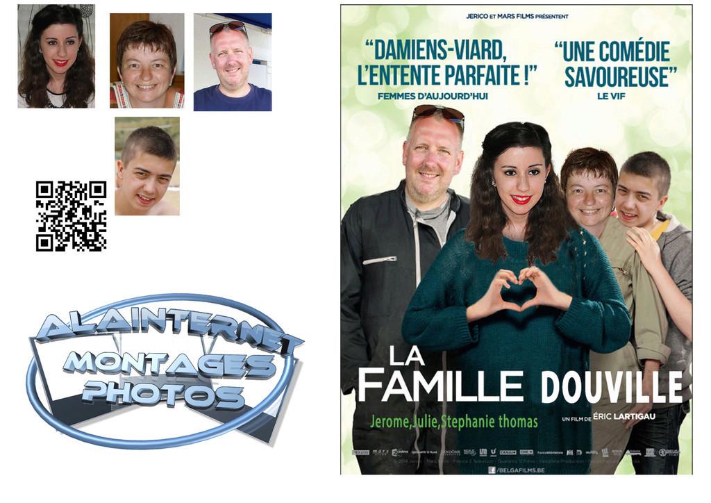 affiche de film personnalisée  sur theme mariage Sans_t56