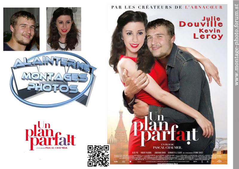 affiche de film personnalisée  sur theme mariage Sans_t62