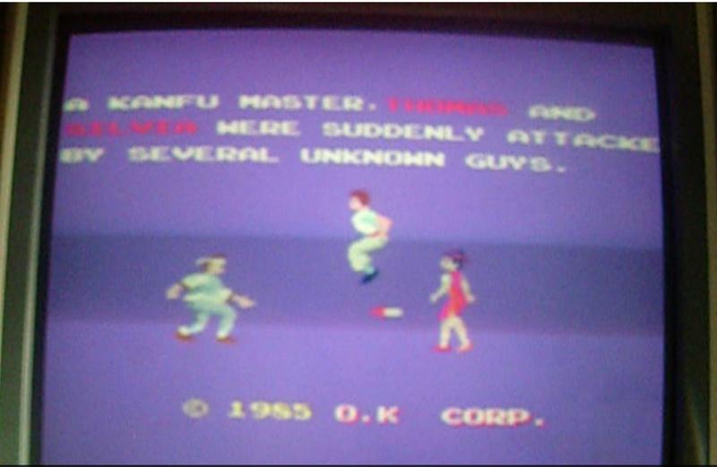 Problème image avec écran Sega Naomi 0110