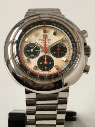 [Vends] Tissot T12 chrono vintage mouvement Lemania 873 révisé Img_1427