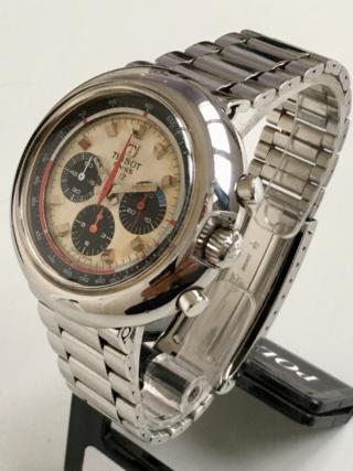[Vends] Tissot T12 chrono vintage mouvement Lemania 873 révisé Img_1428