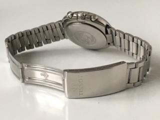 [Vends] Tissot T12 chrono vintage mouvement Lemania 873 révisé Img_1432