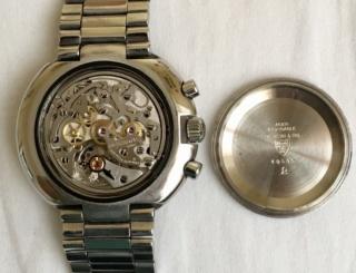 [Vends] Tissot T12 chrono vintage mouvement Lemania 873 révisé Img_1545