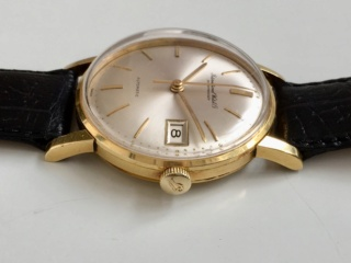 [Vends] IWC International Watch Co automatique or 18K cal. C.8541 Img_1548