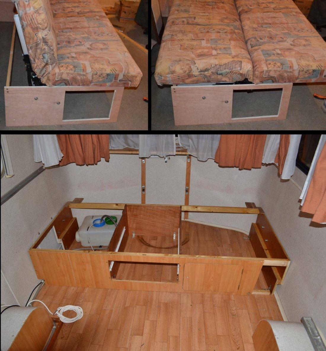 Un sommier maison pour un lit confortable - Page 3 043_po11