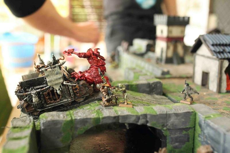 marienburg - Mutiny in Marienburg Kick off Bullce10