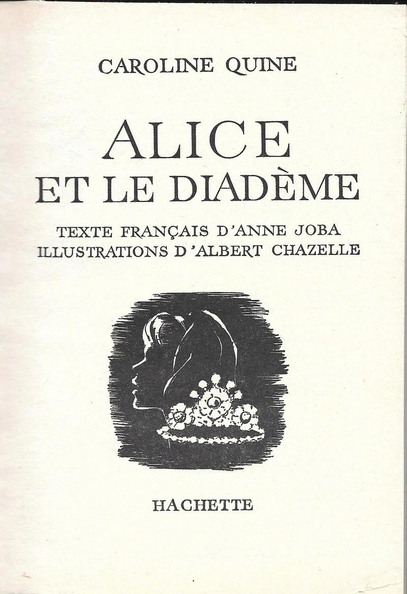 Recherches sur les anciennes éditions d'Alice (Titres 31 à 45) Alice_11