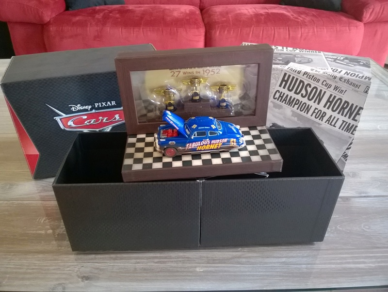 [Recensement] Dirt Track Fabulous Hudson Hornet - SDCC 2016 - Precision Series  Sdcc_211