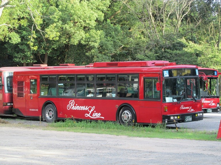 [2016年の夏][京都市] 京都急行バス Photom68