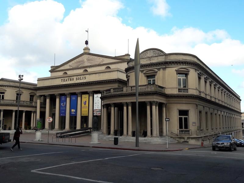 Le 26 Août 2016. Montevideo Uruguay. 29ème frontière. 410