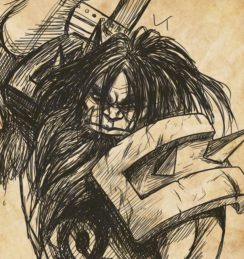 Gribouillis et autres doodles de Kheran Harkto11
