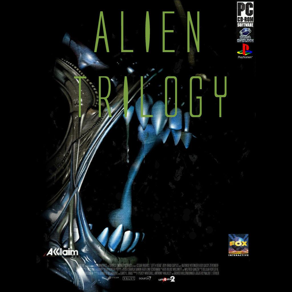 Alien Trilogy (1996, Acclaim Cheltenham) 66253010