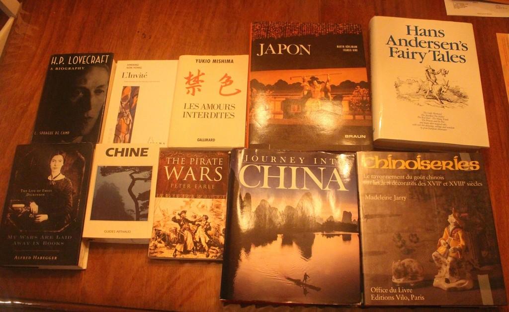 Dernier achat de livres ou autres lectures... - Page 2 Img_0411