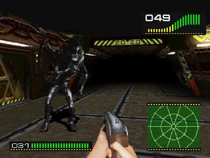Alien Trilogy (1996, Acclaim Cheltenham) Playst10