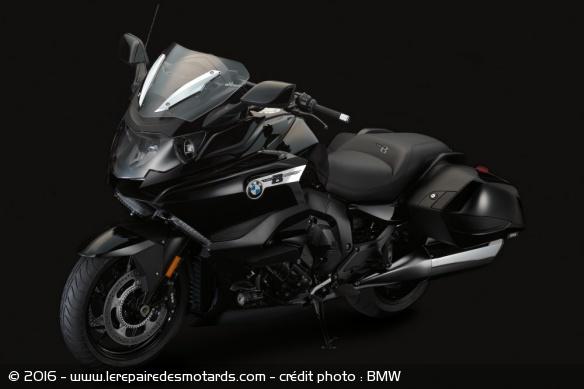Nouveauté 2017- BMW K1600 B, comme Bagger Bmw-k-14