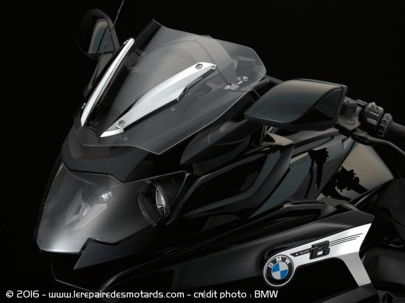 Nouveauté 2017- BMW K1600 B, comme Bagger Bmw-k-16