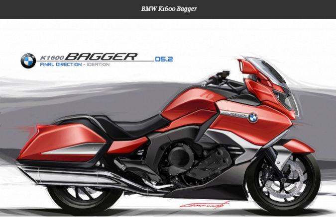 Nouveauté 2017- BMW K1600 B, comme Bagger Capbtu10