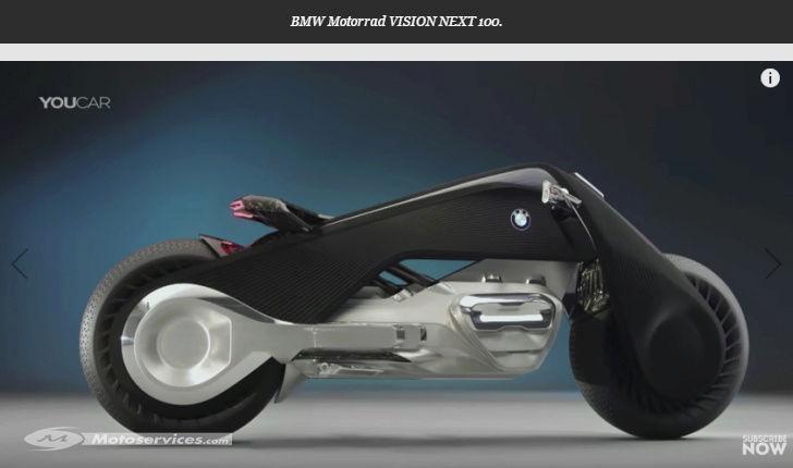 concept BMW Vision Next 100 Caphfh10