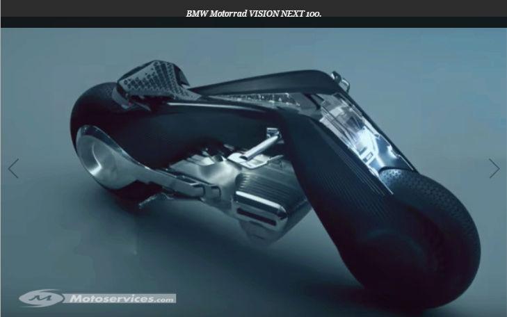 concept BMW Vision Next 100 Captgg13