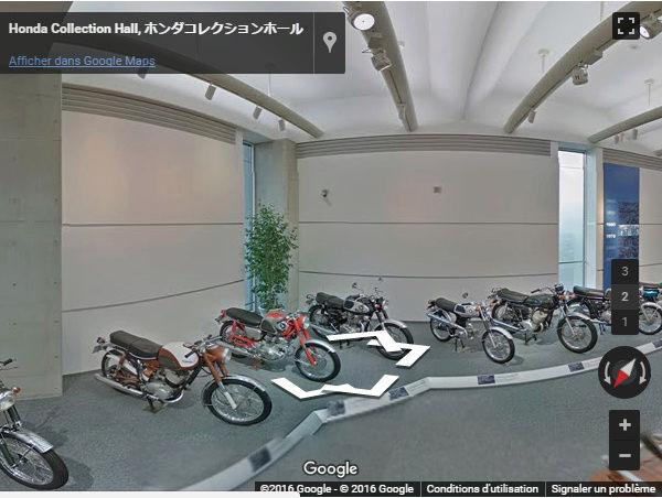 visite virtuelle du mus e honda motegi au japon. Black Bedroom Furniture Sets. Home Design Ideas