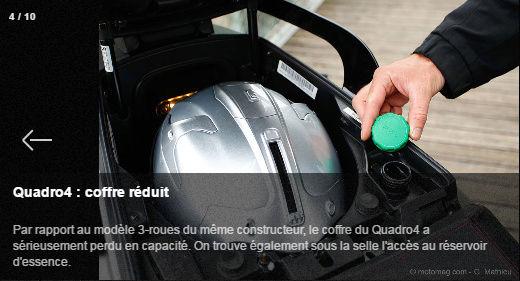 Quadro4 : aussi déroutant qu'innovant Captug10