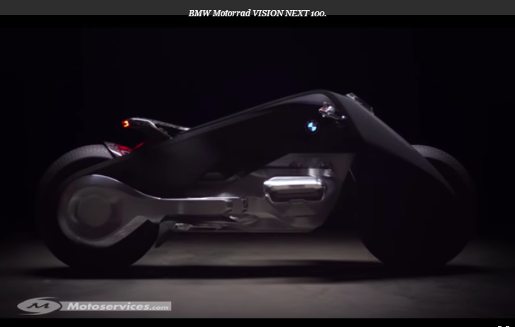 concept BMW Vision Next 100 Captuk12