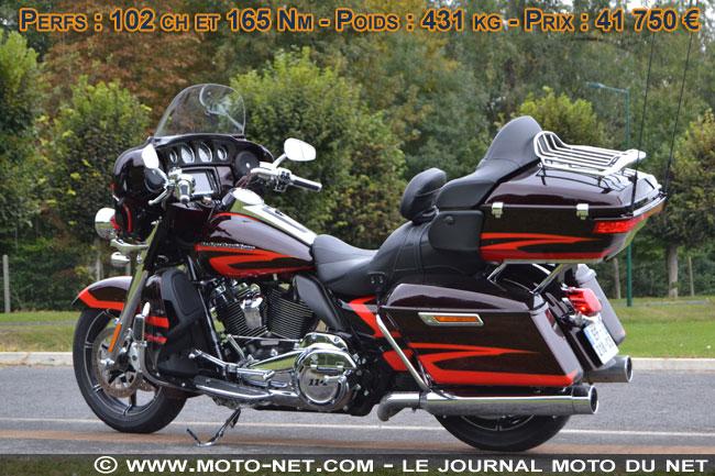 Essai Harley-Davidson Electra CVO Limited 114 Electr10