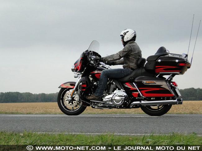 Essai Harley-Davidson Electra CVO Limited 114 Electr11