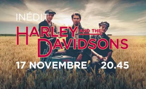 """La série """"Harley and the Davidsons"""" arrive en Europe Harley10"""