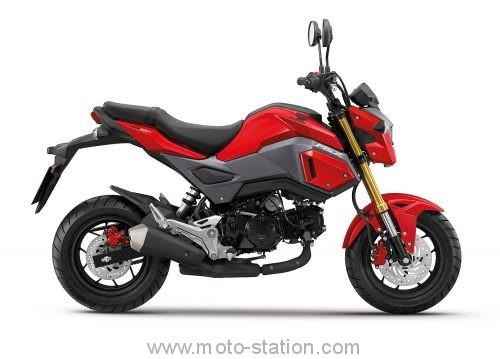 Honda va refaire le singe (monkey) au prochain EICMA ? - Et pas que ! Honda-12