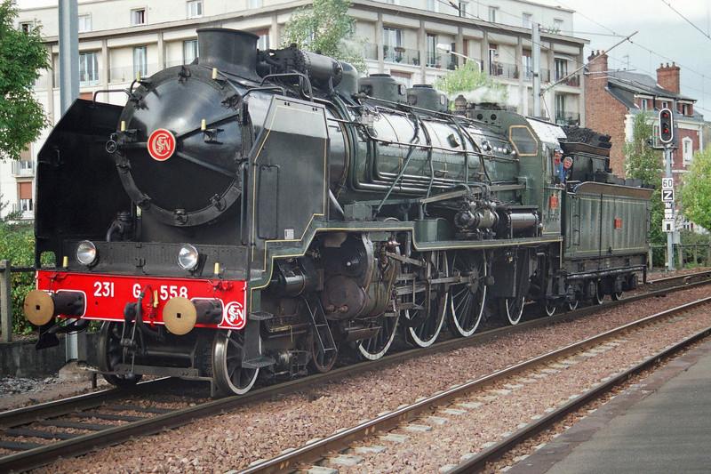 Trains touristiques Lisieu10